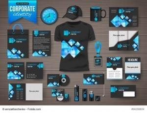Erster Eindruck - Corporate Design