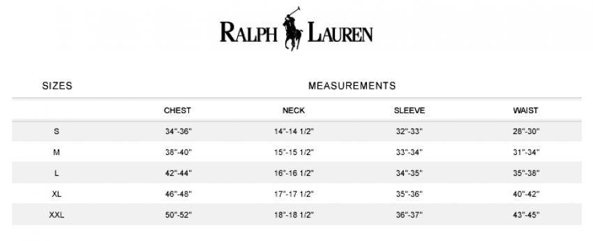 Shop Ralph Lauren Slim Fit Polo Shirt Size Guide A3dff 235f2
