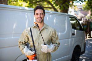 friendly-professional-pest-control-technician