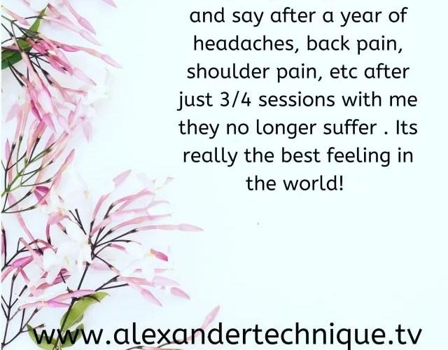 Alexander Technique Online