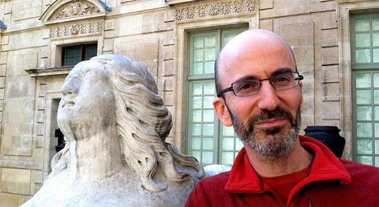 Timothy Tucker, teacher of the Alexander Technique