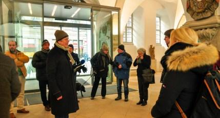 Stadtspaziergang mit Alexander |Angermuseum