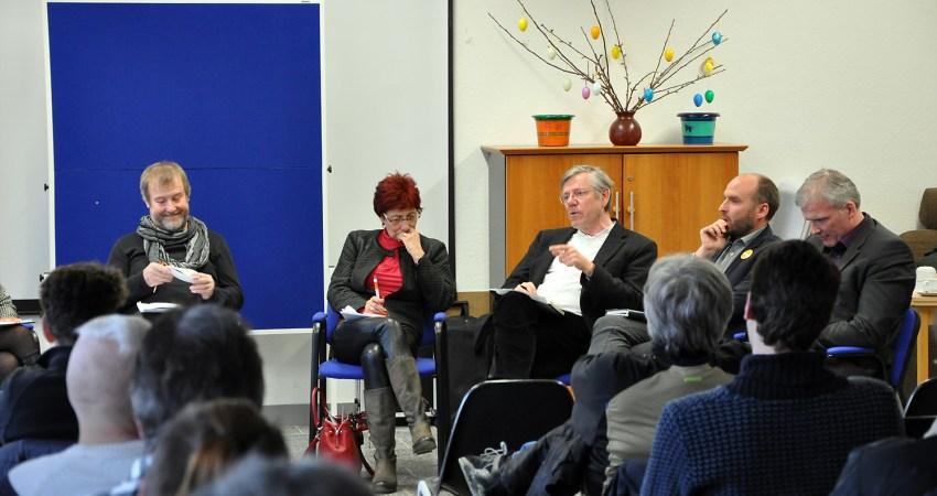 Thüringer Arbeitsloseninitiative - Soziale Arbeit