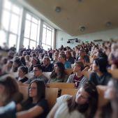 Podiumsdiskussion anlässlich der OB-Wahl des Studierendenrats der Uni Erfurt