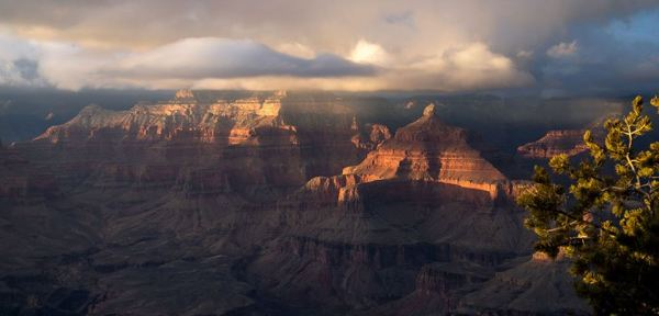 grand canyon - awe in nature