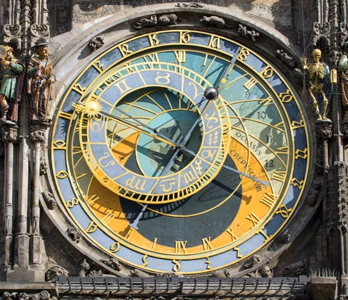 the-famous-astronomical-clock-in-prague