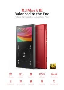 High-end MP3-speler