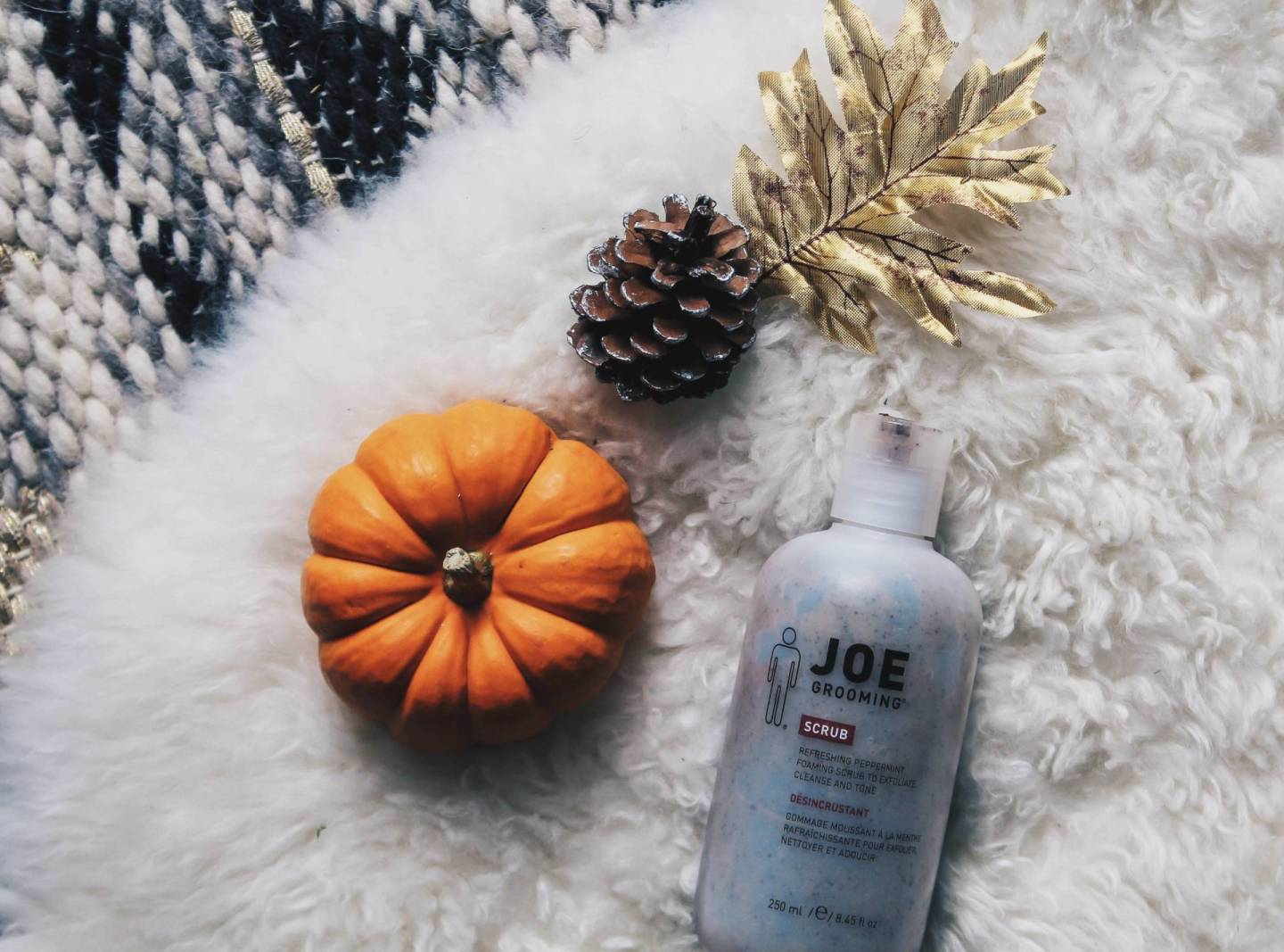 OUR THOUGHTS: JOE GROOMING SCRUB
