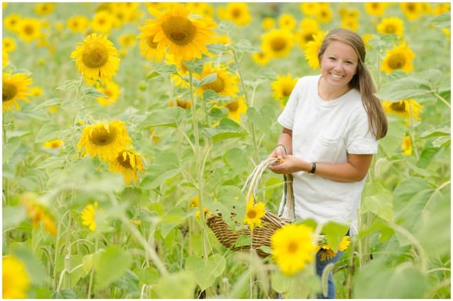 Alexandra Michelle Photography- Burnside Sunflower Farm-25