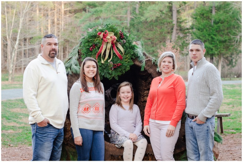 Alexandra Michelle Photography - Christmas 2015 Mullins-11