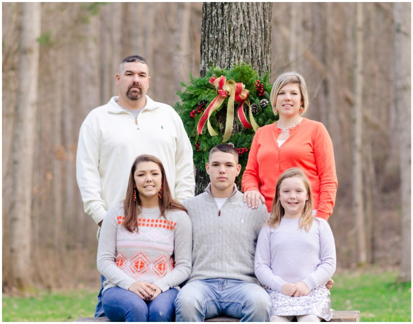 Alexandra Michelle Photography - Christmas 2015 Mullins-30