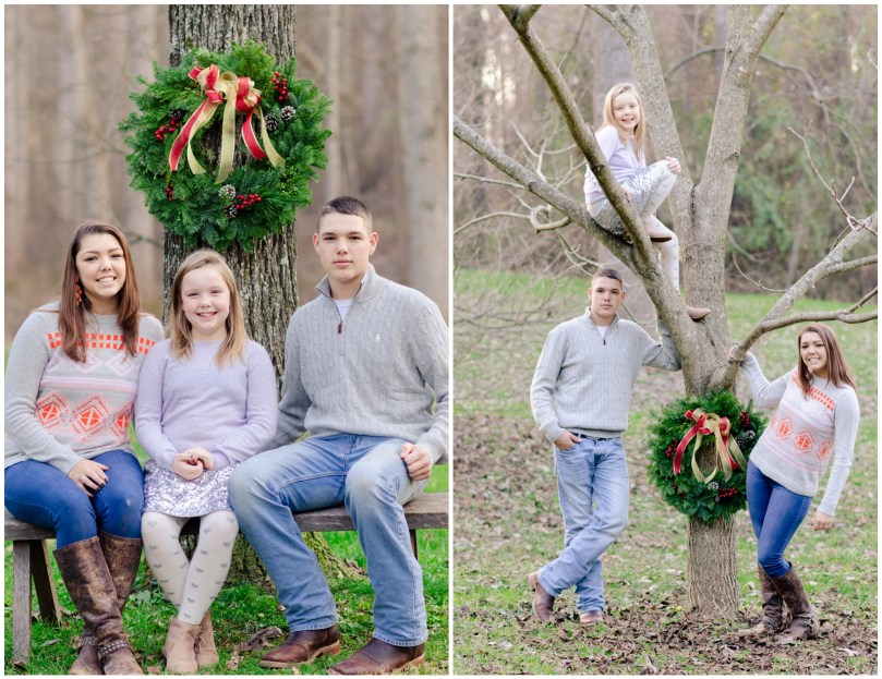 Alexandra Michelle Photography - Christmas 2015 Mullins-34