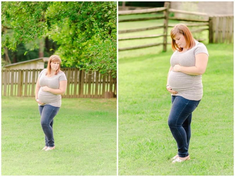 Alexandra Michelle Photography - Milestone 1 -Crump Park - Maternity Deihr-1