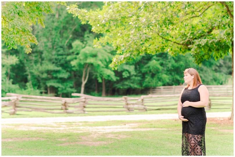 Alexandra Michelle Photography - Milestone 1 -Crump Park - Maternity Deihr-43