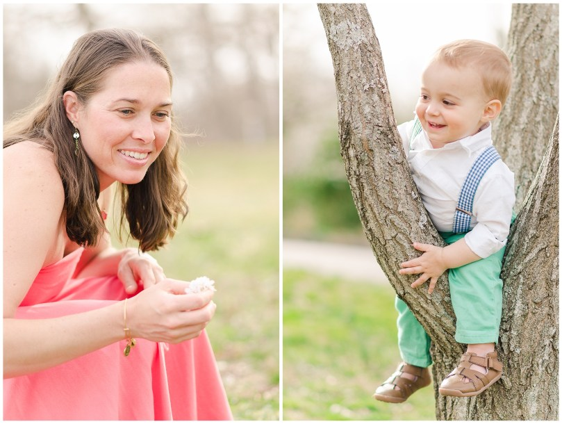 Alexandra Michelle Photography - Bryan Park - Spring 2017 - Family Portrait - Brown-20