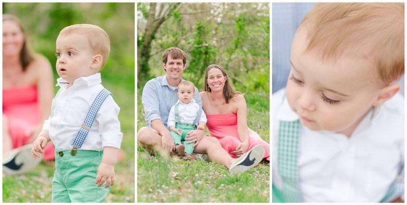 Alexandra Michelle Photography - Bryan Park - Spring 2017 - Family Portrait - Brown-3