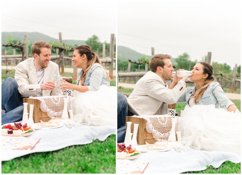 Alexandra Michelle Photography - Keswick Vineyard - 1 Year Anniversary - Andersons-82