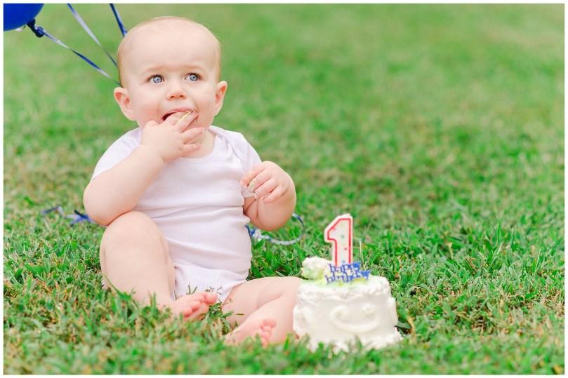 Alexandra Michelle Photography - Deihr 1 Year-10