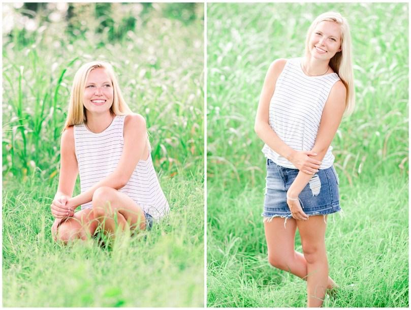 Alexandra Michelle Photography - Senior Portrait - Summer 2018 - Belle Isle - Richmond Virginia - Jadlowski-15