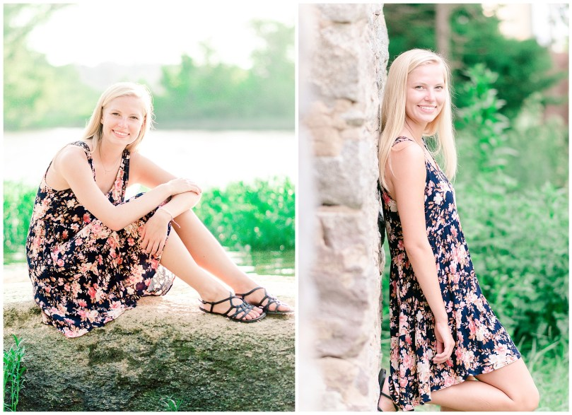 Alexandra Michelle Photography - Senior Portrait - Summer 2018 - Belle Isle - Richmond Virginia - Jadlowski-48