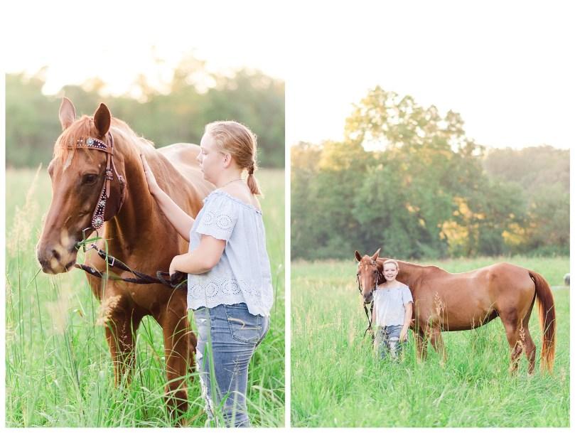 Alexandra Michelle Photography - Charlottesville Virginia - Country Farm - September 2018 - 13th Birthday Portraits-26