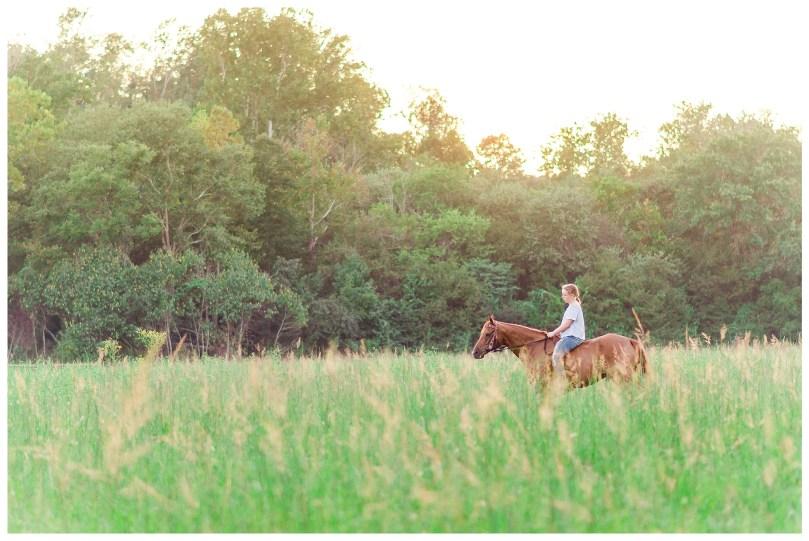 Alexandra Michelle Photography - Charlottesville Virginia - Country Farm - September 2018 - 13th Birthday Portraits-47