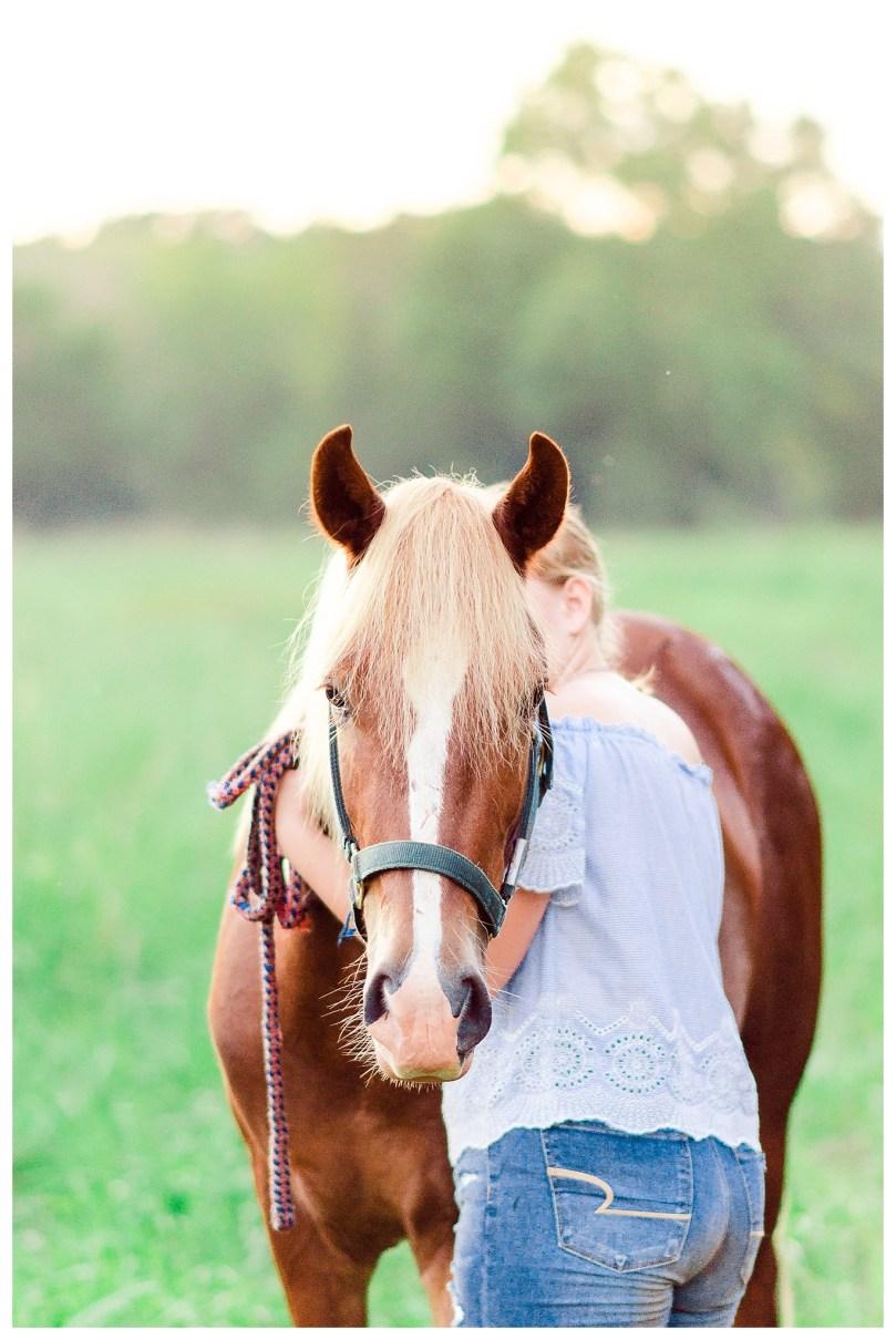 Alexandra Michelle Photography - Charlottesville Virginia - Country Farm - September 2018 - 13th Birthday Portraits-61