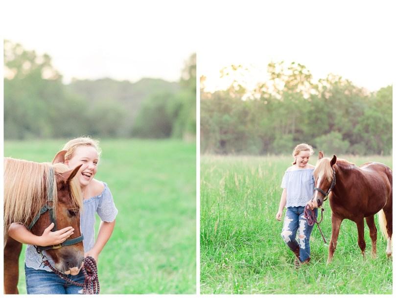 Alexandra Michelle Photography - Charlottesville Virginia - Country Farm - September 2018 - 13th Birthday Portraits-64