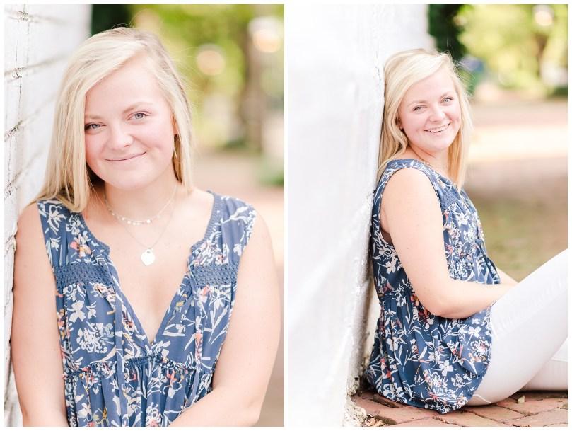 Alexandra Michelle Photography - Richmond Virginia - Church Hill - August 2018 - Senior Portraits - Malone McGhee-53