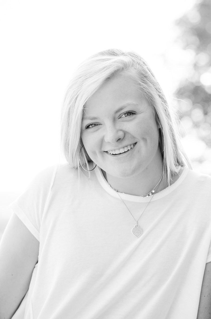 Alexandra Michelle Photography - Richmond Virginia - Church Hill - August 2018 - Senior Portraits - Malone McGhee BW-21-1