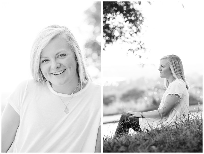 Alexandra Michelle Photography - Richmond Virginia - Church Hill - August 2018 - Senior Portraits - Malone McGhee BW-21