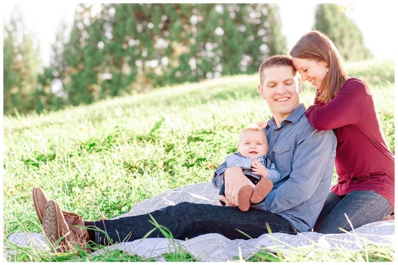 Alexandra Michelle Photography - Charlottesville Virginia -Boars Head Inn - Family Portraits - Fall 2018 - Popp-36