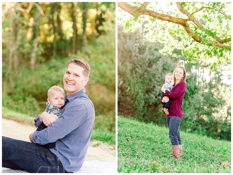 Alexandra Michelle Photography - Charlottesville Virginia -Boars Head Inn - Family Portraits - Fall 2018 - Popp-73