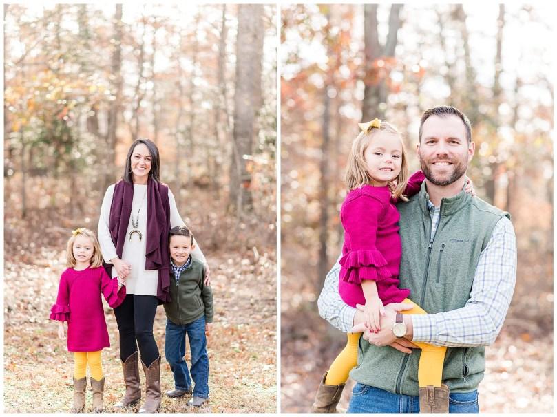 Alexandra Michelle Photography - Christmas Minis - 2018 - Family Portraits - Crump Park - Collier-1