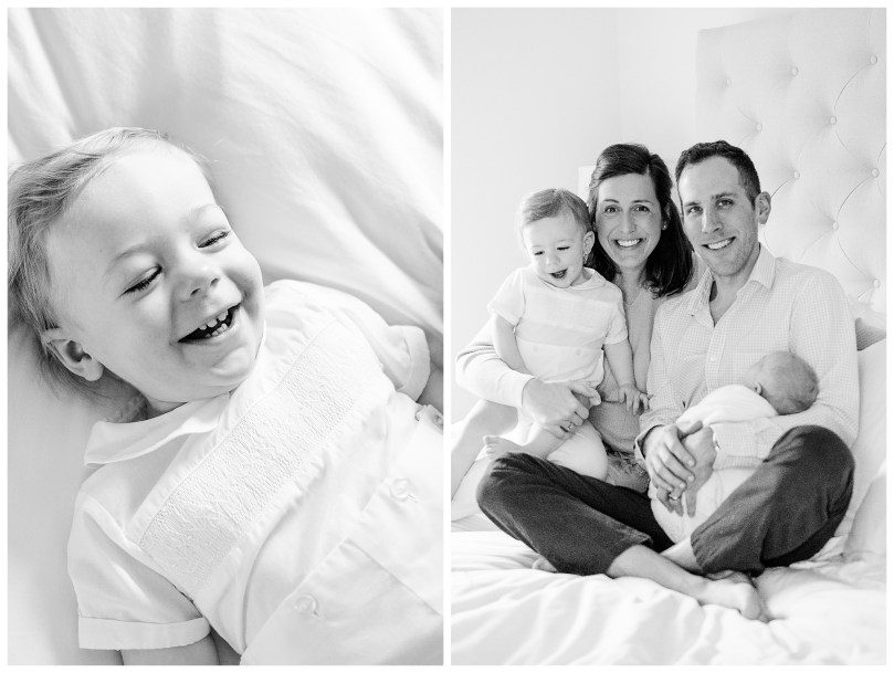 Alexandra Michelle Photography - 2019 - Newborn Portraits - Richmond Virginia - Puckette BW-47