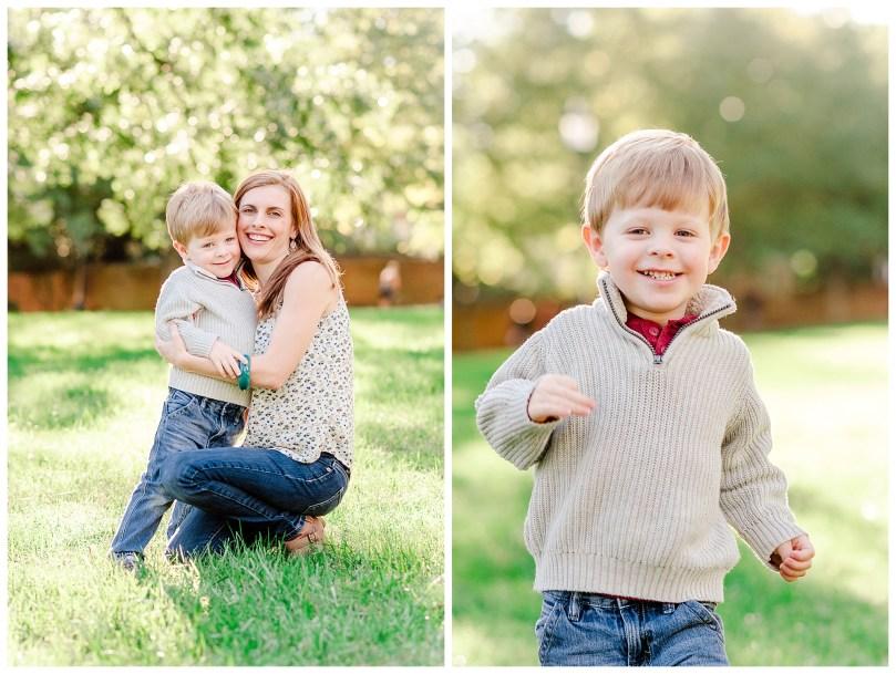 Alexandra Michelle Photography - Charlottesville Virginia -UVA - Family Portraits - Fall 2018 - Harrigan-1