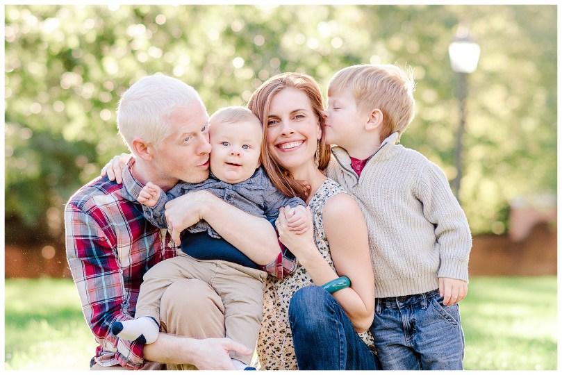 Alexandra Michelle Photography - Charlottesville Virginia -UVA - Family Portraits - Fall 2018 - Harrigan-11