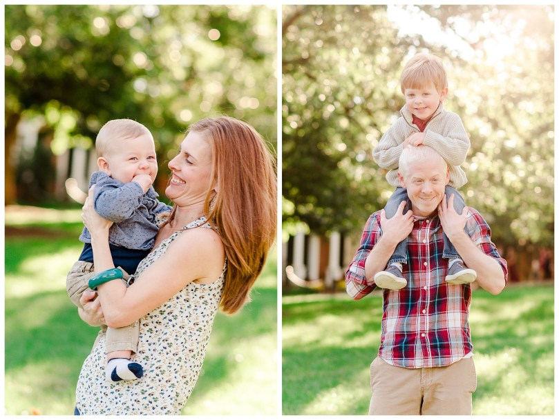 Alexandra Michelle Photography - Charlottesville Virginia -UVA - Family Portraits - Fall 2018 - Harrigan-26