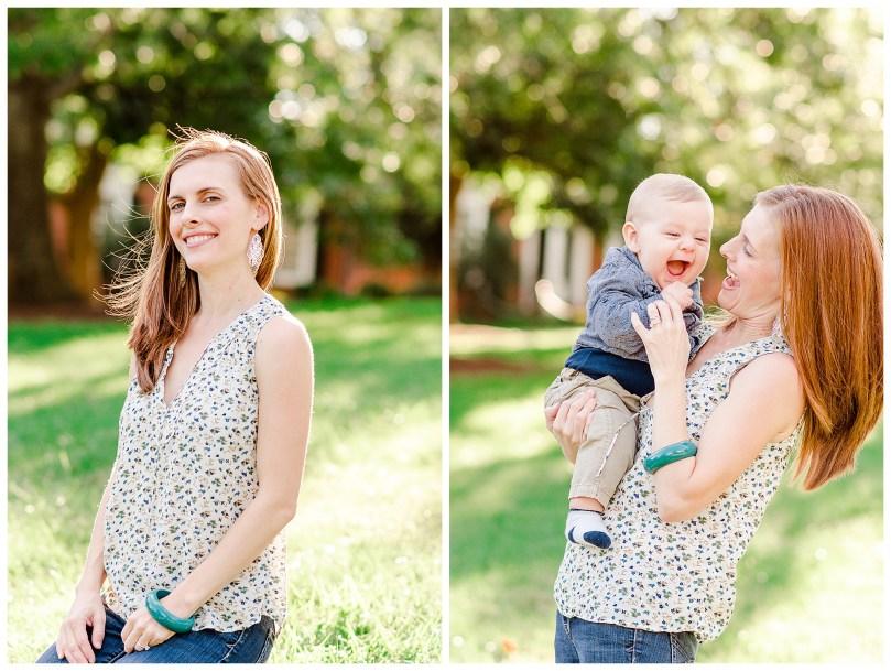 Alexandra Michelle Photography - Charlottesville Virginia -UVA - Family Portraits - Fall 2018 - Harrigan-31