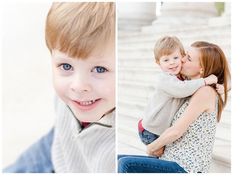 Alexandra Michelle Photography - Charlottesville Virginia -UVA - Family Portraits - Fall 2018 - Harrigan-74