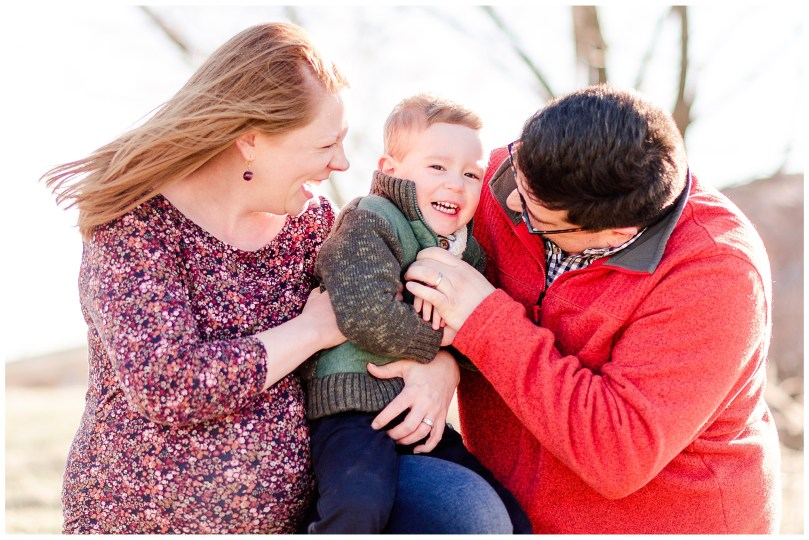 Alexandra Michelle Photography - Leesburg Virginia - Family - Maternity Portraits - Ida Lee Park - Spring 2019 - Perez-62
