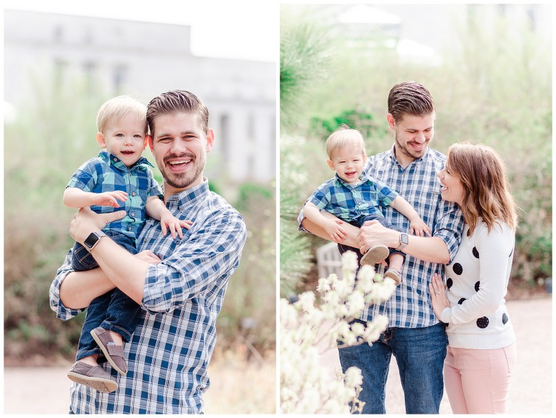 Alexandra Michelle Photography - National Aboretum - National Botanical Gardens - DC - Family Portraits - Odelstierna-7