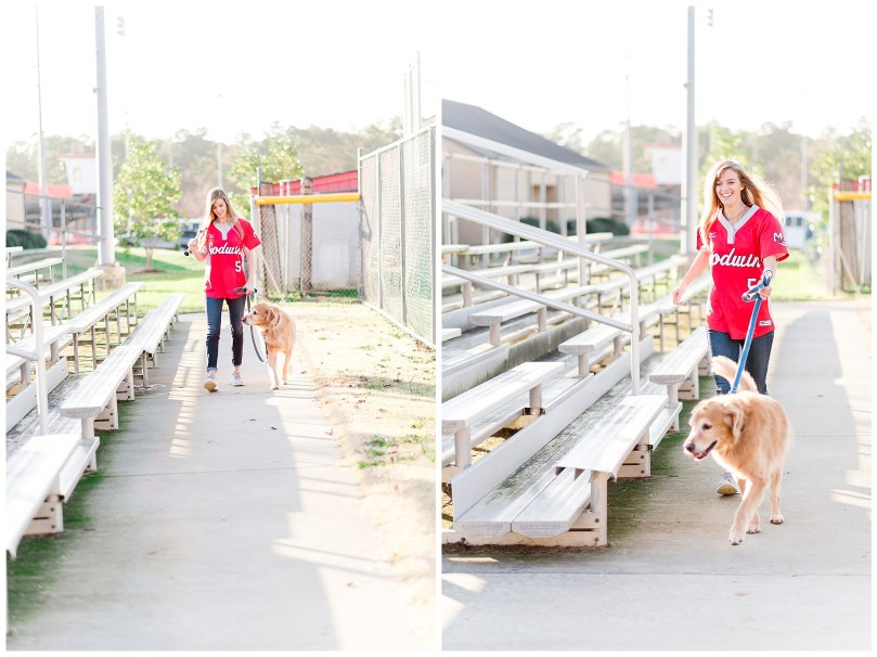 Alexandra Michelle Photography - Senior Portraits - Richmond Virginia - Godwn Senior - Myers-22