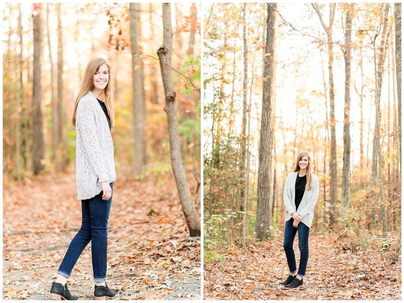 Alexandra Michelle Photography - Senior Portraits - Richmond Virginia - Godwn Senior - Myers-40