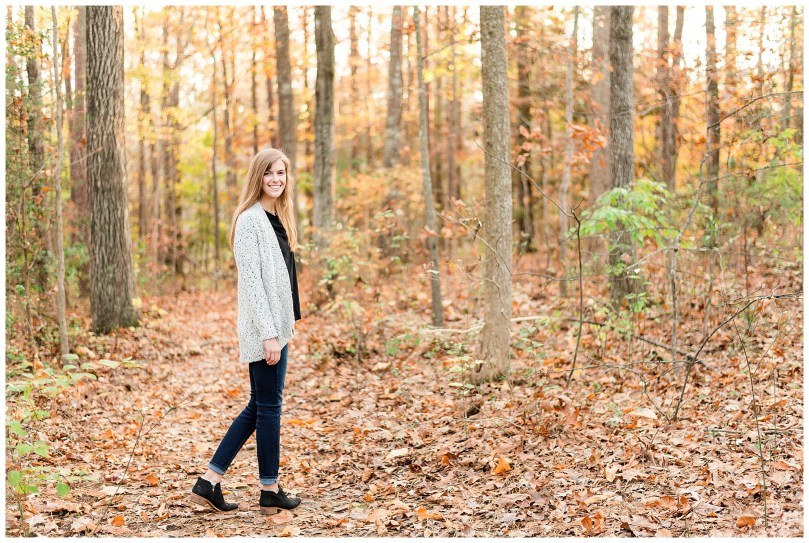 Alexandra Michelle Photography - Senior Portraits - Richmond Virginia - Godwn Senior - Myers-52