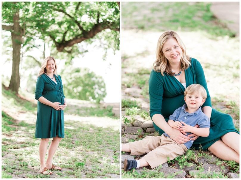 Alexandra Michelle Photography - May Minis - Family Portraits - Richmond Virginia - Libby Hill Park - Spring 2019-3
