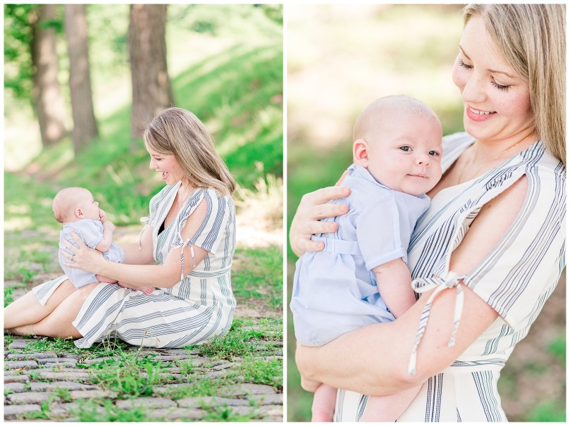 Alexandra Michelle Photography - May Minis - Family Portraits - Richmond Virginia - Libby Hill Park - Spring 2019-37