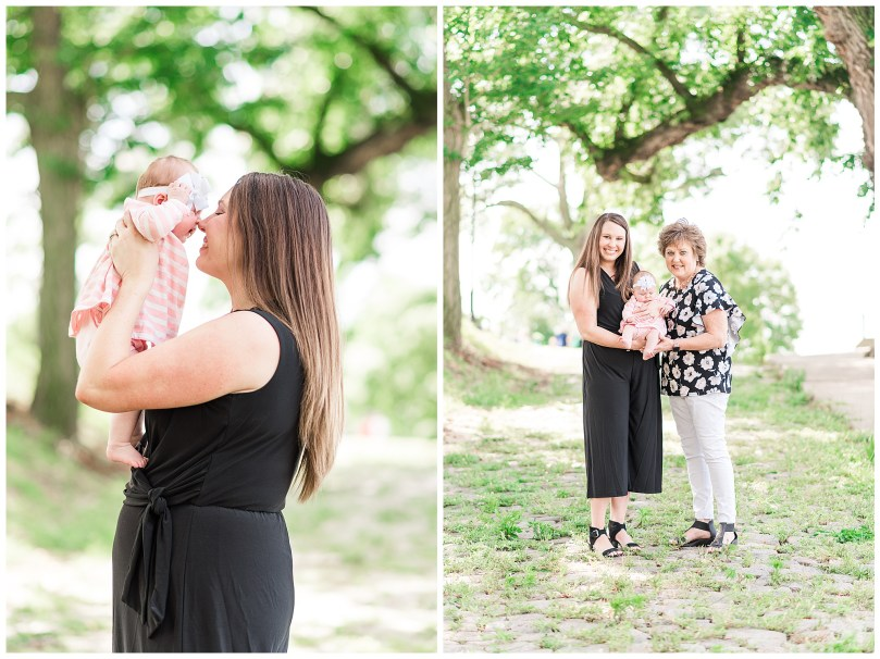 Alexandra Michelle Photography - May Minis - Family Portraits - Richmond Virginia - Libby Hill Park - Spring 2019-9