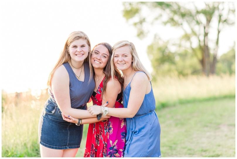 Alexandra Michelle Photography - Senior Best Friend Portraits - BFFs - Libby Hill Park - Richmond Virginia - Spring 2019-40