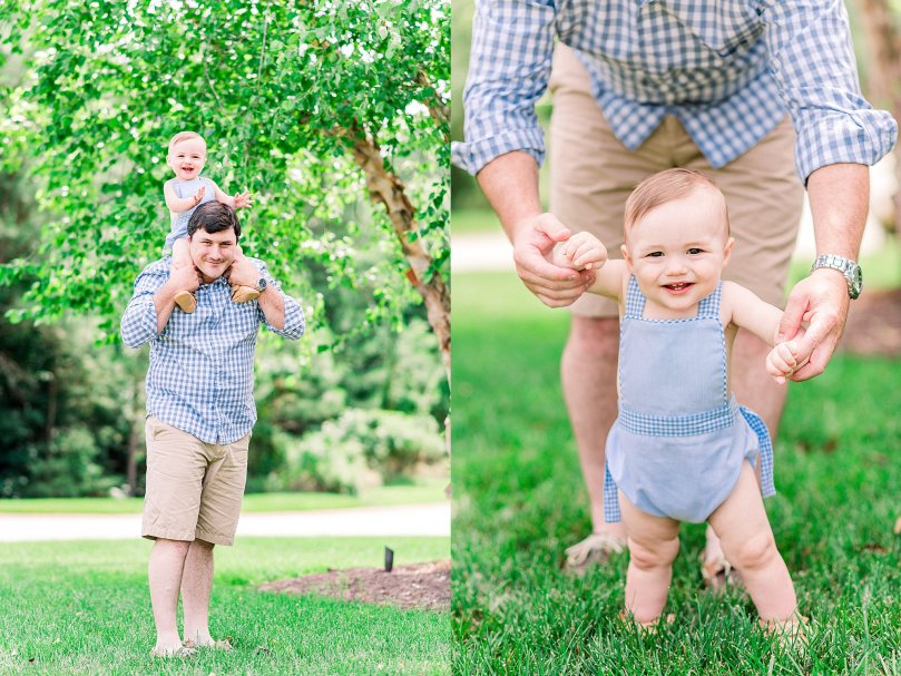 Alexandra Michelle Photography - 1 Year Cake Smash Portraits - Virginia - Summer 2019 - Tenney-74